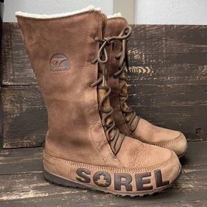 Sorel Shila Tall Boots Size 7